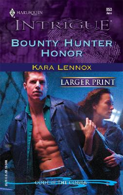 Image for Bounty Hunter Honor (Harlequin Intrigue)