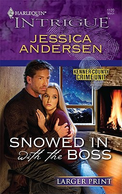 Snowed In With The Boss (Intrigue), JESSICA ANDERSEN