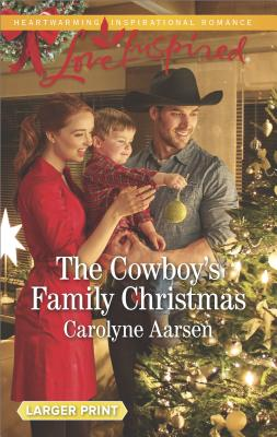 Image for The Cowboy's Family Christmas (Cowboys of Cedar Ridge)