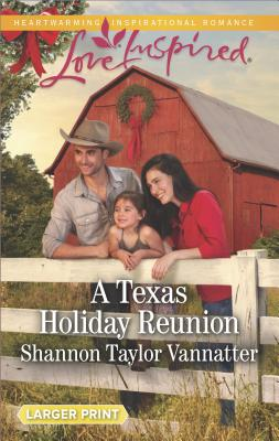 Image for A Texas Holiday Reunion (Texas Cowboys)