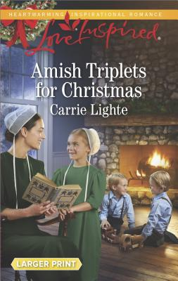 Image for Amish Triplets for Christmas