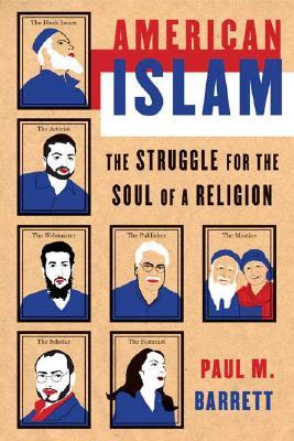 Image for AMERICAN ISLAM THE STRUGGLE FOR THE SOUL OF A RELIGION