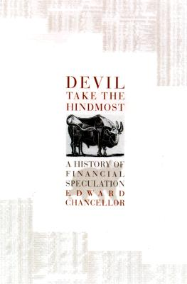 Image for Devil Take The Hindmost