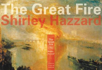 Great Fire, Hazzard, Shirley