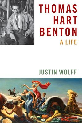 Image for THOMAS HART BENTON A LIFE