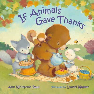 Image for IF ANIMALS GAVE THANKS