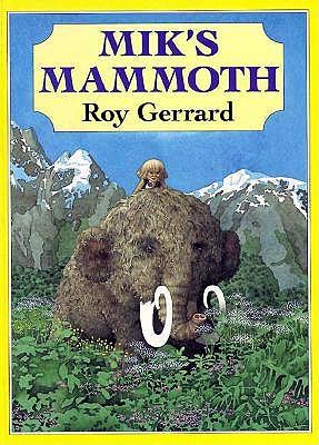 Image for Mik's Mammoth (A Sunburst Book)