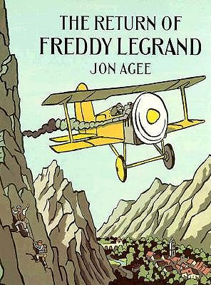 Image for The Return of Freddy Legrand