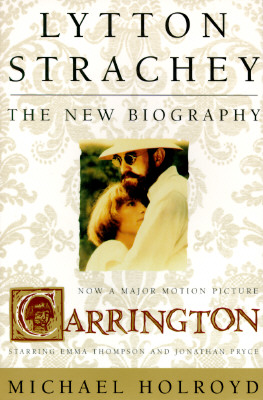 Image for Lytton Strachey: The New Biography