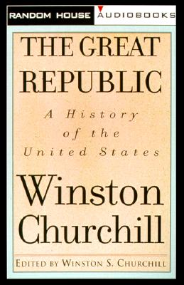 Image for GREAT REPUBLIC: A HISTORY OF AMERICA (LARGE PRINT)