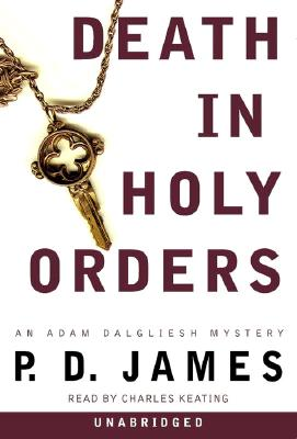 Image for AUDIO : Death in Holy Orders : An Adam Dalgliesh Mystery : Unabridged