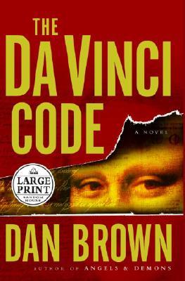 Image for The Da Vinci Code (Large Print)