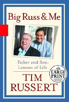 Image for Big Russ And Me  (Large Print)