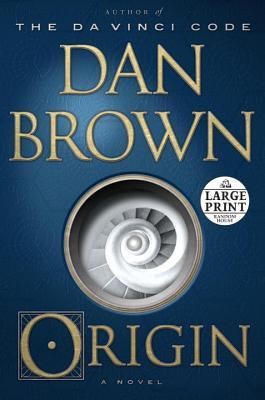 Image for Origin: A Novel (Random House Large Print)