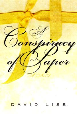 Image for A Conspiracy of Paper: A Novel