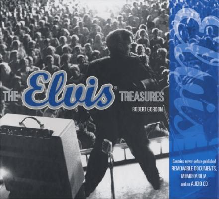Image for The Elvis Treasures