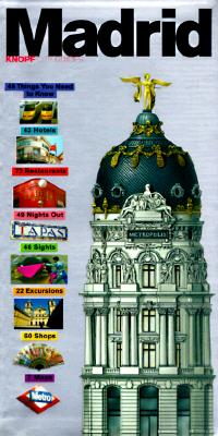 Image for Knopf City Guide: Madrid (Knopf City Guides)