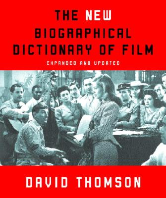 Image for New Biographical Dictionary of Film