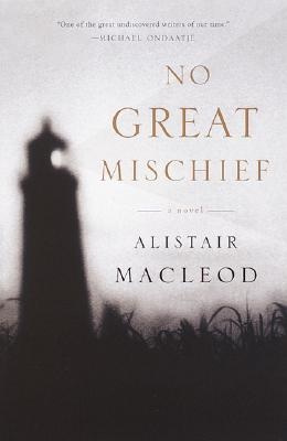 Image for No Great Mischief: A Novel