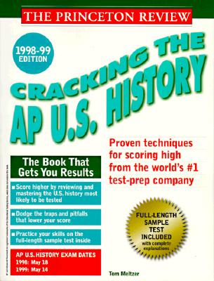 Image for Cracking the AP U.S. History 1998-99 Edition (Cracking the Ap Us History Exam (Princeton Review))