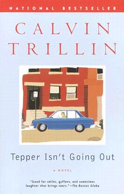 Image for Tepper Isn't Going Out: A Novel