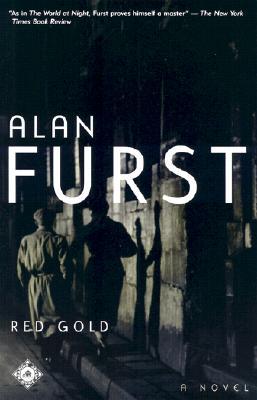 Red Gold  A Novel, Furst, Alan