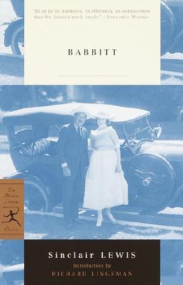 Babbitt (Modern Library Classics), Lewis, Sinclair