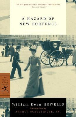 A Hazard of New Fortunes, Howells, William Dean;Nordloh, David J.