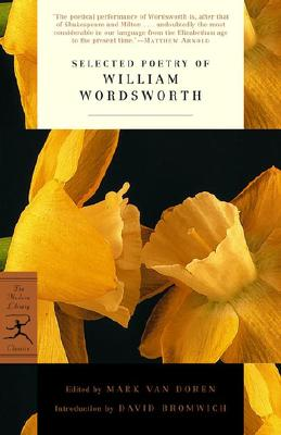Image for Selected Poetry of William Wordsworth (Modern Library Classics)