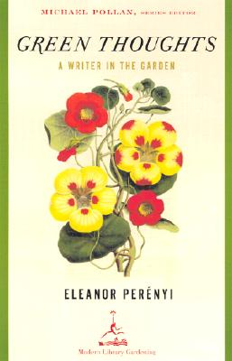 Image for Green Thoughts: a Writer in the Garden