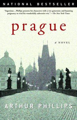 Image for PRAGUE : A NOVEL