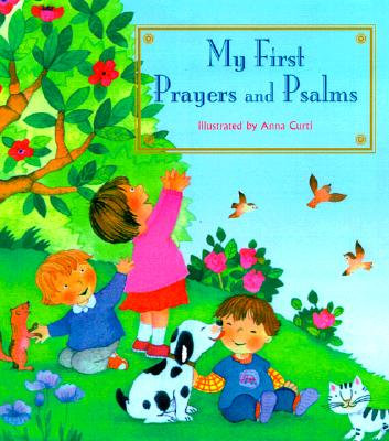 Image for My First Prayers and Psalms (Lap Library)