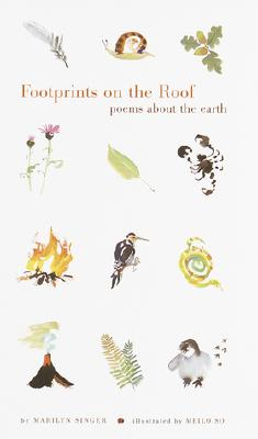 Image for Footprints on the Roof: Poems About the Earth