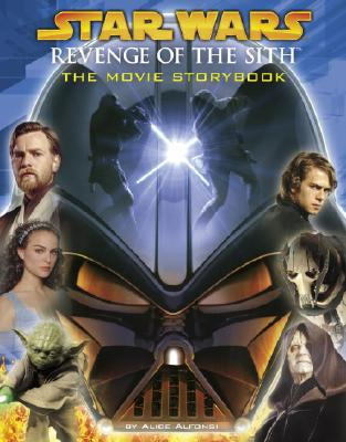 Image for REVENGE OF THE SITH, THE MOVIE STORYBOOKS