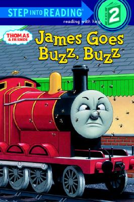 Image for James Goes Buzz Buzz (Thomas & Friends) (Step into Reading)