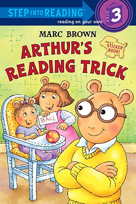 Image for Arthur's Reading Trick (Step into Reading)