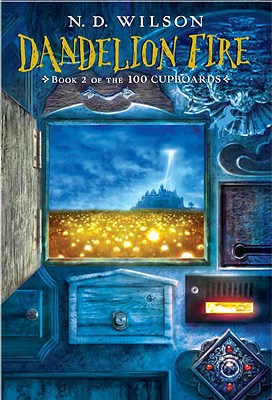 Image for Dandelion Fire (100 Cupboards Book 2) (The 100 Cupboards)