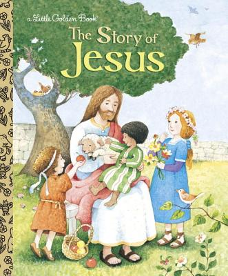 Image for STORY OF JESUS (LITTLE GOLDEN BOOKS)