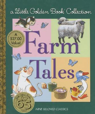 LGB COLLECTION: FARM, Golden Books