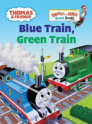 Blue Train, Green Train (Thomas & Friends), Awdry, Rev. W.