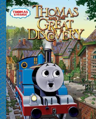 Image for Thomas and the Great Discovery (Thomas & Friends) (A Golden Classic)