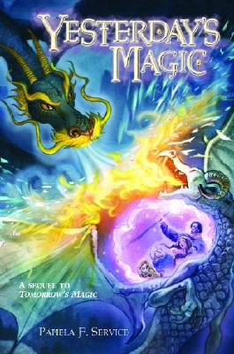 Yesterday's Magic (The New Magic Trilogy), Service, Pamela F.