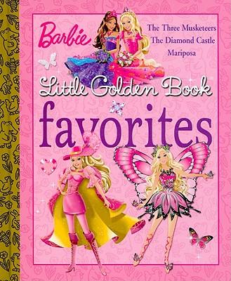 Little Golden Book Favorites (Barbie), Unknown