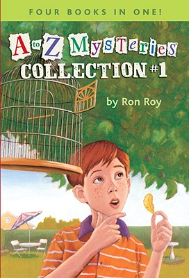 A to Z Mysteries: Collection #1 (A Stepping Stone Book(TM)), Ron Roy