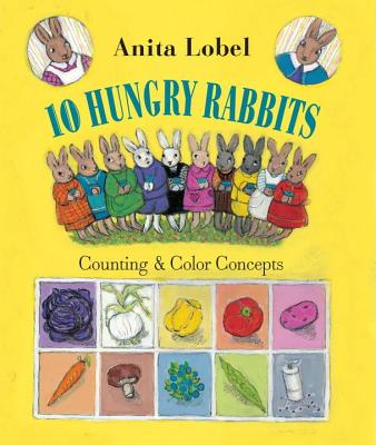 Image for 10 Hungry Rabbits: Counting & Color Concepts
