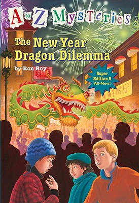 A to Z Mysteries Super Edition #5: The New Year Dragon Dilemma, Roy, Ron