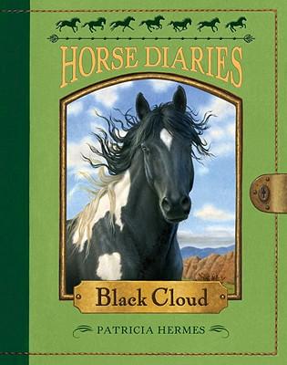Horse Diaries #8: Black Cloud, Hermes, Patricia