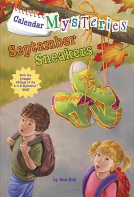 Image for Calendar Mysteries #9: September Sneakers