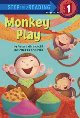 Monkey Play (Step into Reading 1), Alyssa Satin Capucilli