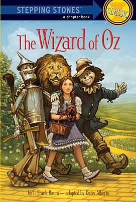 The Wizard of Oz (A Stepping Stone Book(TM)), L. Frank Baum
